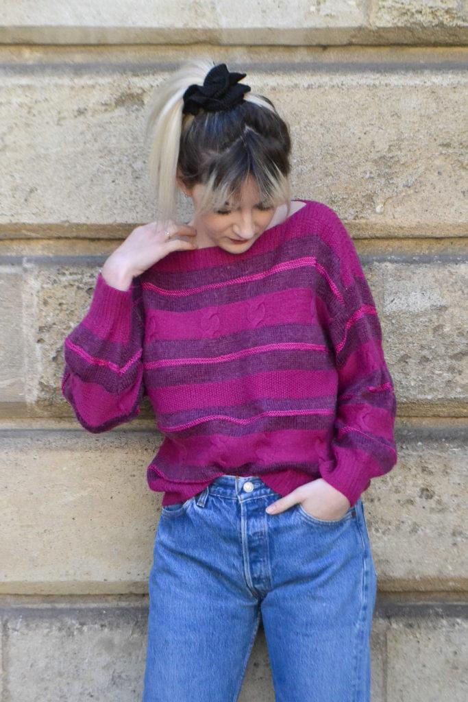 Blue-Madone_vintage_pantalon-culotte-70